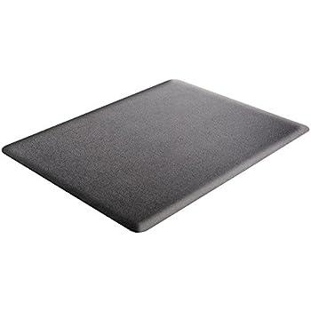 Amazon Com Deflecto Ergonomic Sit And Stand Black Chair