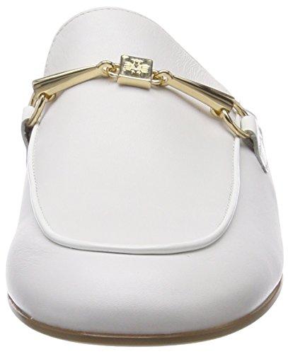 Högl Damen 5-10 1800 0200 Slipper Weiß (Weiß)