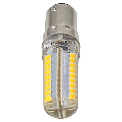 Lampe À Chaud B15d Led Mengs® Ac Dimmable 220 240vBlanc 7w 10pcs 7bgy6f