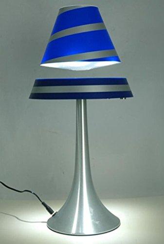 Zuwit Levitating Desk Lamp with LED Lights Magnetic Field Levitation Floating Table Light