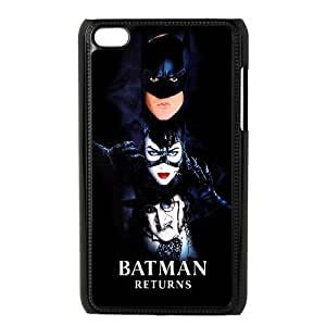 iPod Touch 4 Case Black Batman Returns SUX_973430