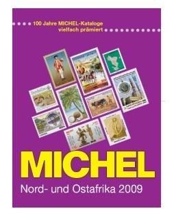 Michel Nord- und Ostafrika Briefmarken Katalog UEK 4 - 2009 / Michel North and East Africa Stamps Catalogue 2009