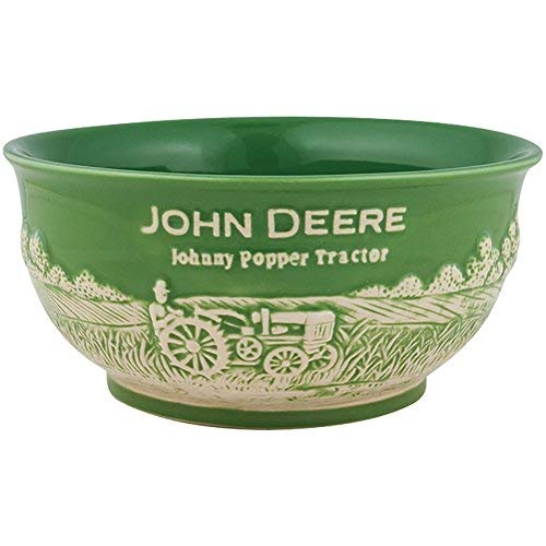 John Deere Small 16 OZ Stoneware Bowl
