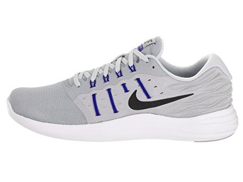 Nike Mens Lunarstelos Scarpa Da Corsa Lupo Grigio / Nero / Puro Platino / Concord