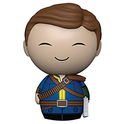 Funko Dorbz: Fallout - Lone Wanderer Action Figure: Funko Dorbz:: Toys & Games