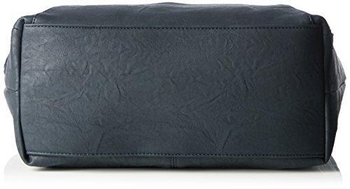 Rieker H1382, Shopper Donna, Blu (Baltik/14), 41 x 31 x 14 cm (B x H x T)