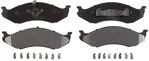 ACDelco 17D477MH Professional Semi-Metallic Front Disc Brake Pad - Wagoneer Disc Brake