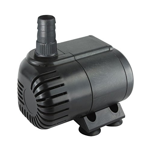 SUNSUN Aquarium Submersible Water Pump (240 GPH) by Sun Microsystems by SUN