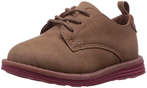 Oshkosh Kids Dress (OshKosh B'Gosh Boys' Guy Shoe Oxford, Tan, 10 M US Toddler)