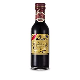Mazzetti Aseto Balsamic Vinegar 250ml 5 Ideal for salad dressings and pasta sauces Sweet and zesty