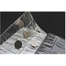 120 Coin Holders Collection Storage Money Penny Pockets Album Professtional Coin Album Coin Collection Book