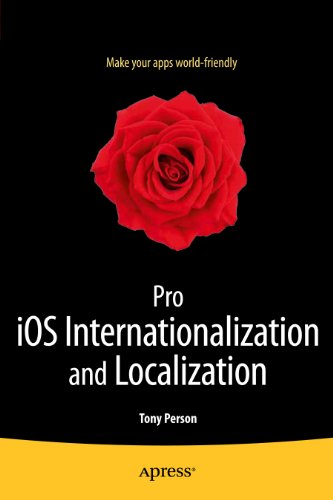 Pro iOS Internationalization and Localization by Apress