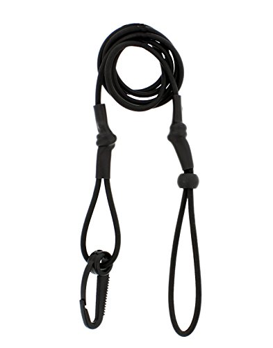 Kayak Leash – Bungee for Securing Fishing Rods and Paddles for Kayaks, Canoes, SUP, Boats, and More