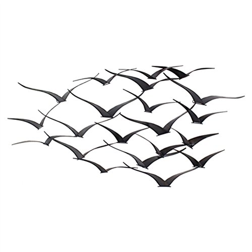 Metal Bird Wall Decor: Amazon.com
