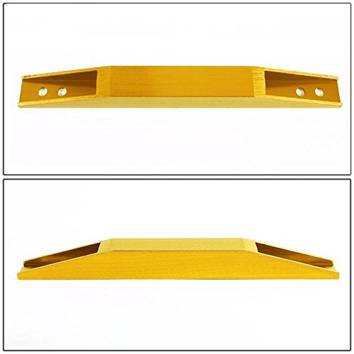 Gold Alumium Rear Lower Suspension Sub-Frame Tie Bar For Acura 02-05 RSX Type ()