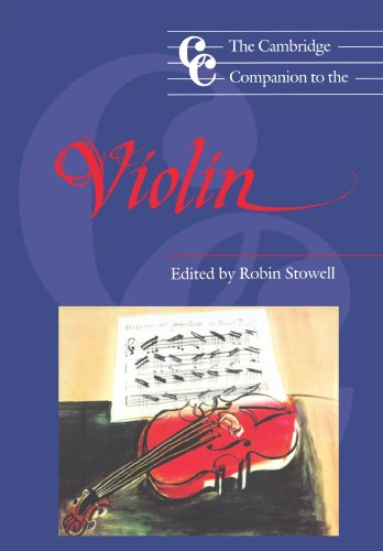 The Cambridge Companion to the Violin (Cambridge Companions to Music)