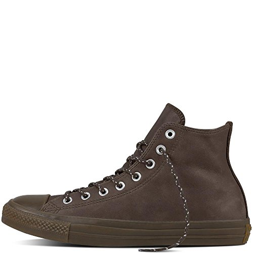 Zapatillas Pro Skate CTAS Suede Unisex Converse Malted Ox Marrón Adulto Deporte 232 de Egret White 1SHqwwf