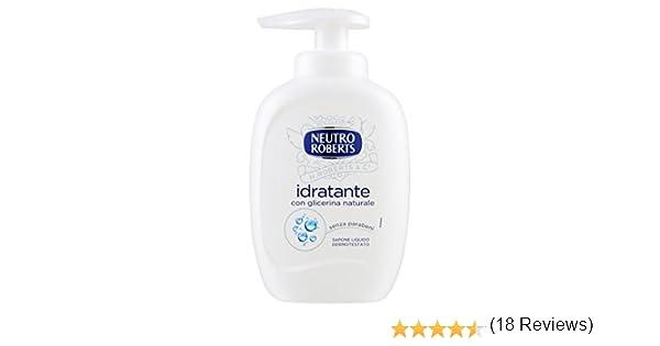 Neutro Roberts - Jabón líquido Hidratante 300ml - Regolare: Amazon.es: Belleza