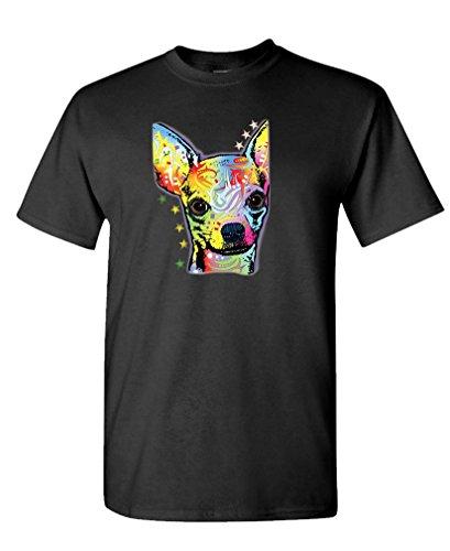 NEON BLACKLIGHT CHIHUAHUA quiero T Shirt