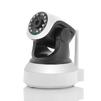 Inalámbrico de BW 720 P cámara de vigilancia IP Wi-Fi -, sartén/de inclinación, de grabación de tarjetas SD, doble de vigilancia, Audio de dos canales: ...