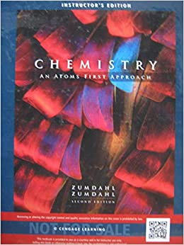 Chemistry An Atoms First Approach Zumdahl Pdf