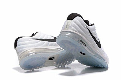 Nike 849559-100 Sportschuhe für Trail Running, Herren, Weiß (White / Black / Pure Platinum), 42 1/2