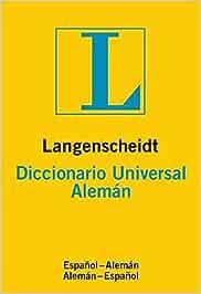 Diccionario Universal alemán/español: Amazon.es: Varios