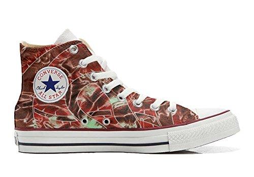 Converse Customized Chaussures Personnalisé et imprimés UNISEX (produit artisanal) Fantasy - size EU34