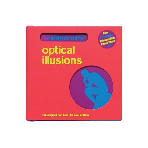 Optical Illusions Book - Shop Optical Uk