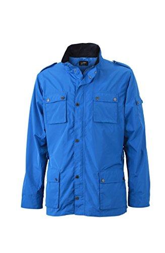 Style Ufficio Urban Giacca Per Libero Cobalt E Tempo Men's Uomo Alla Moda Jacket HW1nv6W
