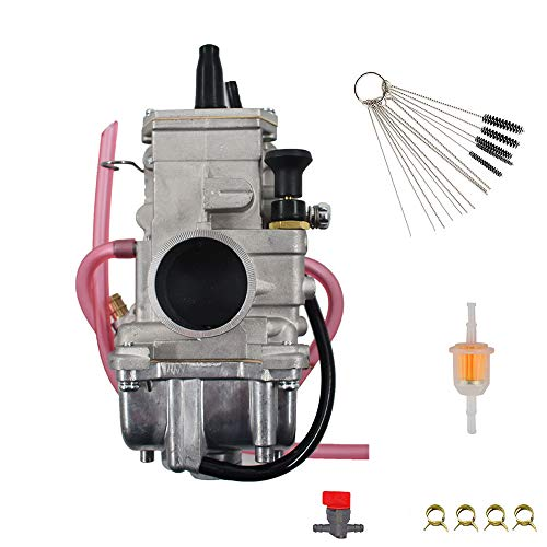 CQYD New TM34-2 Carburetor For Mikuni TM34 Flat Slide 34mm Spigot TM34-2 34 mm 42-6100 TM-34