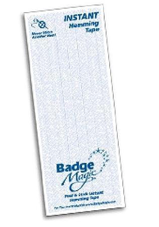 Hemming Tape Peel & Stick Fabric Adhesive Washable Removable