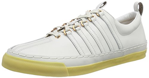 Light Blanc Arlington Swiss Gum~m Weiss Baskets Vt~White Elfenbein Basses 152 Homme K wxHt88