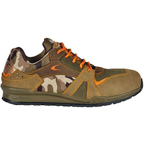 """Cofra 78720–000.w45Talla 45s1P SRC–Zapatillas de seguridad """"Klammer, color marrón"""
