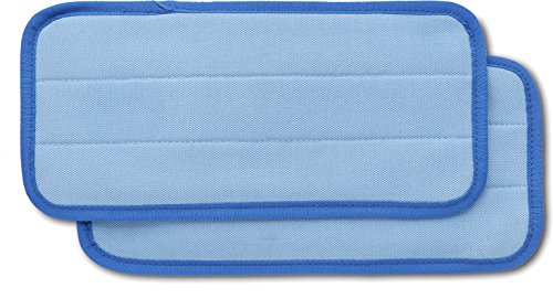 Unger Professional ProClean Indoor Window Replacement Pads (2 Pack)