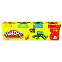 Koehler Home Decor Play-Doh Mini paquete de 4 unidades