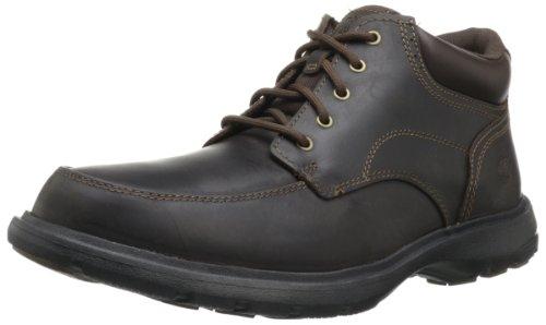 Timberland Men's Richmont Toe Chukka Boot,Dark Brown,13 M US