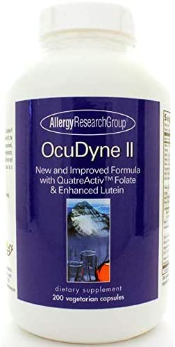 Allergy Research Group OcuDyne II – 200 Capsules