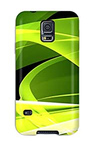 New Fashion Premium Tpu Case Cover For Galaxy S5 - K Wallpapers Abstract