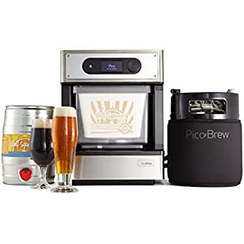 PicoBrew Craft Beer Brewing Appliance (Discontinued by Manufacturer; Newer Item Available)