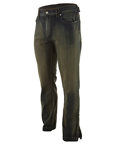 Armani Exchange Low Rise Skinny Leg Stretch Denim Mens Style: V6J130PC-StBlk Size: 34