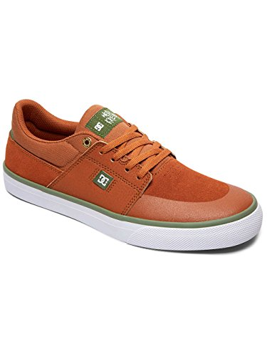 Dc brown Brown Marron Kremer green Shoes Wes Basse Uomo Espadrillas vWSfrvqwO