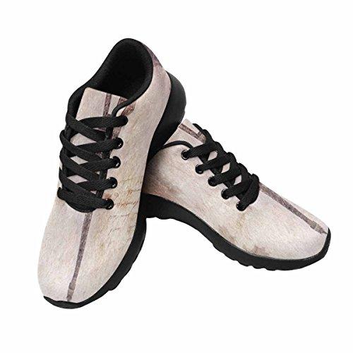 Interessante Womens Da Jogging Da Corsa Sneaker Leggero Andare Facile Da Passeggio Comfort Sport Da Corsa Scarpa Astratto Digitale Dellarte Di Torre Eiffel A Parigi Multi 1