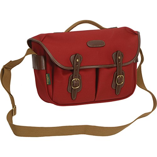 BillinghamHadley ProSpecial EditionShoulder Bag Burgundy/Chocolate Canvas by Billingham