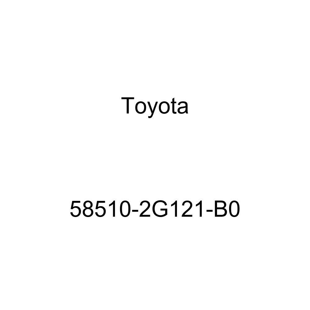 TOYOTA 58510-2G121-B0 Floor Carpet Assembly