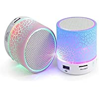 HriKri Stores Wireless Bluetooth Speaker Small Portable for All Smartphones