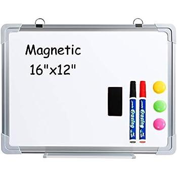 Amazon.com : Whiteboard Set - Small Dry Erase Board 15 x