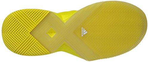 adidas Performance Womens Adizero Ubersonic 3 w Tennis Shoe Bright Yellow/Black/White uLoj2kgLb