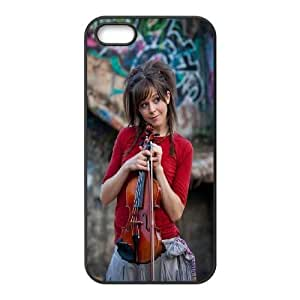 iPhone 4 4s Cell Phone Case Black Lindsey Stirling Ykeom