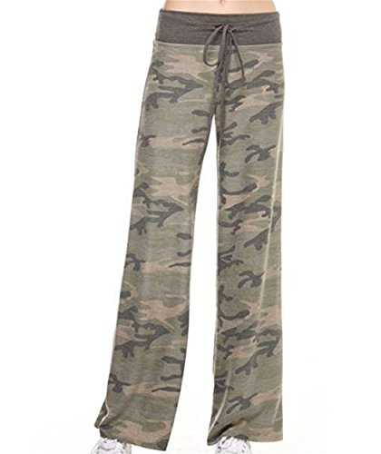 Camouflage Pants Trousers - 1